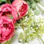 手作りしたくなる季節っていつ?やさしい色彩の花に心満たされる。アーティフィシャル・フラワー製作講座/がくぶん